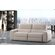 Eurosace Luxury Aston Leather Reclining Sofa