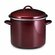 Paula Deen Enamel on Steel 12-qt. Stock Pot with Lid