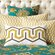 Eastern Accents McQueen Lattice Accent Pillow