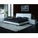 CREATIVE FURNITURE Scarlet Platform Bedroom Collection