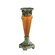 Lite Source Goldie Ceramic Candlestick