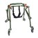 Drive Medical Nimbo Rehab Lightweight Posterior Posture Walker