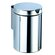 Geesa by Nameeks Standard Hotel 0.8-Gal. Wall Mounted Waste Bin