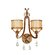 Corbett Lighting Roma 2 Light Wall Sconce