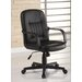 <strong>High-Back Leather Office Chair</strong> by Innovex