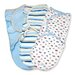 Summer Infant SwaddleMe® 3 Piece Cotton Knit Sheet Set