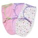 <strong>SwaddleMe® 3 Piece Cotton Knit Sheet Set</strong> by Summer Infant