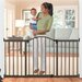 "<strong>72"" Wide Extra Tall Walk-Thru Metal Expansion Gate</strong> by Summer Infant"