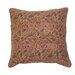 <strong>Bright and Fresh Art Rug Block Printed Pillow</strong> by Jiti