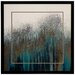 <strong>Propac Images</strong> Teal Woods Framed Painting Print