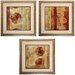 3 Piece Caribbean Wall Art Set