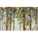 <strong>Forest Study I Painting Print on Canvas</strong> by Propac Images