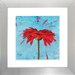 Flower 2 Piece Framed Graphic Art Set by Propac Images