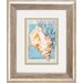 <strong>Scallop Conch 2 Piece Framed Graphic Art Set</strong> by Propac Images