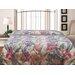 Spring Time Hotel Jacquard Bedspread