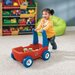 Walker Wagon Ride-On with Blocks