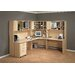 "600 Series 42.25"" H x 40.25"" W Desk Corner Hutch"
