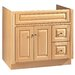 "<strong>Maplewood 36"" Bathroom Vanity Base</strong> by Hardware House"