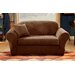 <strong>Sure-Fit</strong> Stretch Pique Separate Seat Loveseat Slipcover
