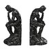 <strong>Sterling Industries</strong> Thinking Man Book Ends (Set of 2)