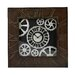 <strong>Sterling Industries</strong> Large Wall Clock