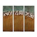 <strong>Sterling Industries</strong> 3 Piece Hollingworth Abstract Landscape Wall Décor Set
