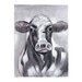 <strong>Friesian Oil Painting Print on Canvas</strong> by Sterling Industries