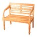 <strong>Teak Bench</strong> by Sterling Industries