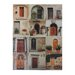 <strong>Collage Door Photographic Print on Canvas</strong> by Sterling Industries