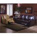 <strong>Omnia Furniture</strong> Mirage 4 Seat Sofa Leather Living Room Set