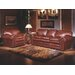 <strong>Torre 3 Seat Leather Living Room Set</strong> by Omnia Furniture