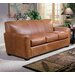 <strong>Jackson Leather Loveseat</strong> by Omnia Furniture