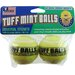 Tuff Mint Ball Dog Toy (2 Pack)