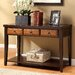 <strong>Enitial Lab</strong> Squanto Console Table