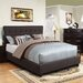<strong>Musee Platform Bed with Bluetooth Speakers</strong> by Hokku Designs