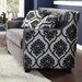 Hokku Designs Johannes Premium Damask Loveseat