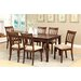 <strong>Telmore 7 Piece Dining Set</strong> by Hokku Designs