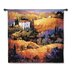 <strong>Fine Art Tapestries</strong> Cityscape, Landscape, Seascape Evening Glow by Nancy O'Toole Tapestry