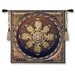 <strong>Classical Leopard with Rosette by Acorn Studios Tapestry</strong> by Fine Art Tapestries