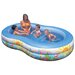 "<strong>Intex</strong> 18"" Deep Swim Center Paradise Pool"