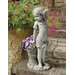 Design Toscano Frances the Flower Girl Statue