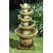 <strong>Offset Balance Cascading Resin Tiered Fountain</strong> by Design Toscano