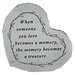 <strong>Design Toscano</strong> Someone You Love...Memorial Garden Marker Stepping Stone