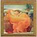 Flaming June, 1895 Replica Painting Canvas Art