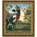 <strong>Design Toscano</strong> Saint George Fighting the Dragon, 1505 by Raffaello Sanzio Framed Painting Print