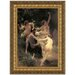 Nymphs and Satyr, 1873 Replica Painting Canvas Art