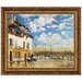 L'inondation a Port-Marly, 1876 Replica Painting Canvas Art