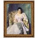 <strong>Design Toscano</strong> Lady Agnew of Lochnaw, 1893 by John Singer Sargent Framed Painting Print