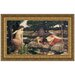 <strong>Design Toscano</strong> Echo and Narcissus, 1903 by John William Waterhouse Framed Painting Print