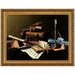 Music and Literature, 1878 Canvas Replica Painting Art